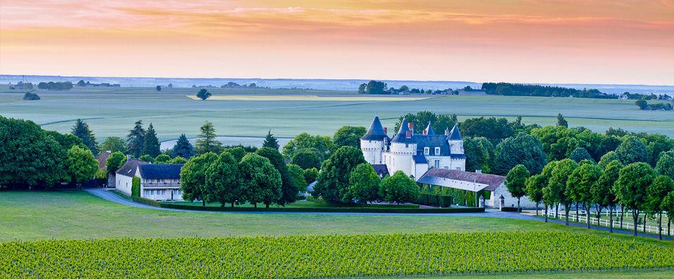 Château de Marçay **** - Val de Loire -