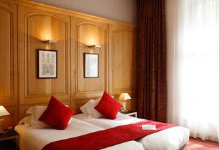 Chambre Standard : Moderne ou Tradition