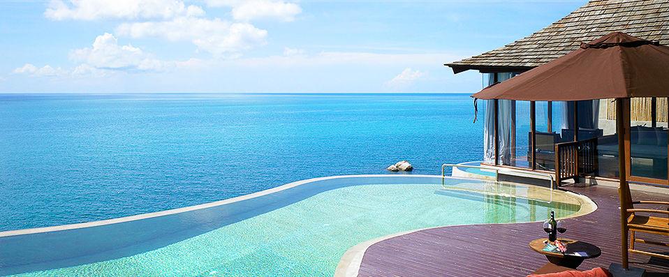 Silavadee Pool Spa Resort ***** - Koh Samui -