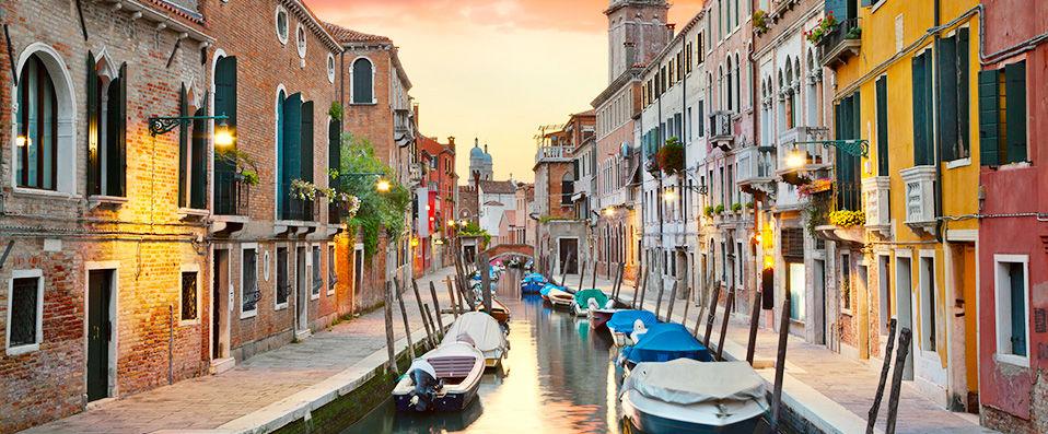 NH Venezia Laguna Palace ★★★★, Mestre, Venise - VeryChic ...