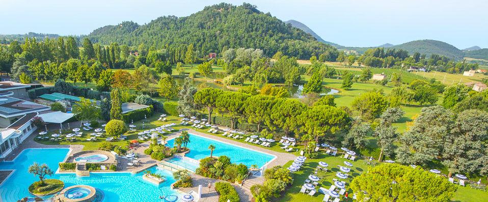 Radisson Blu Majestic Terme di Galzignano **** - Vénétie - hotel - vente-privee - promo - vente-flash - verychic