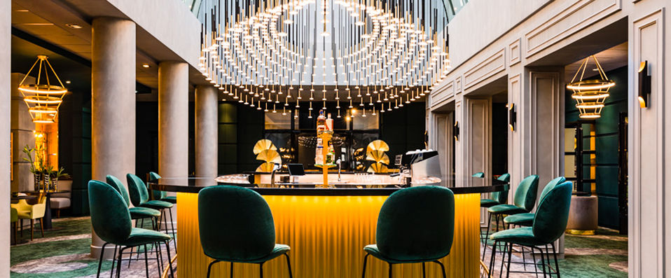 Hôtel Le Louis Versailles Château - MGallery Hotel Collection **** - Versailles -