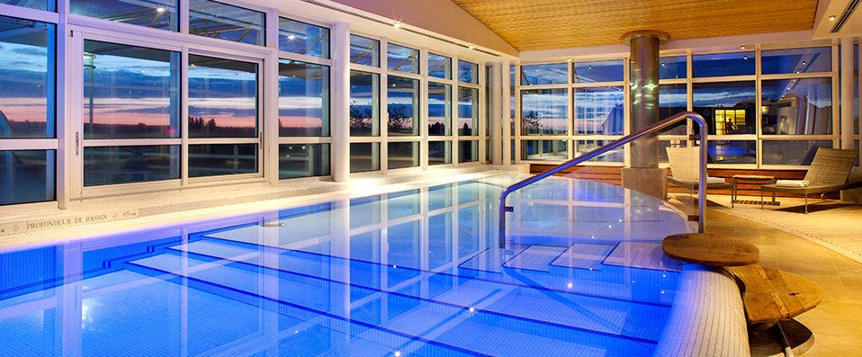 Vichy Célestins Spa Hôtel ***** - Vichy - hotel - vente-privee - promo - vente-flash - verychic
