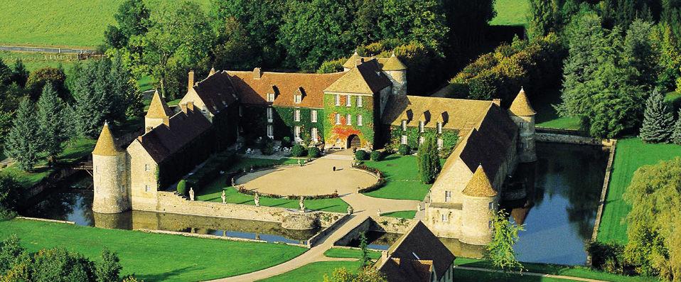 Château de Villiers Le Mahieu **** - Les Maisons de Campagne - île-de-France -