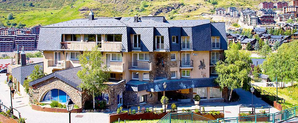 Hotel Spa Llop Gris **** - El Tarter - hotel - vente-privee - promo - vente-flash - verychic