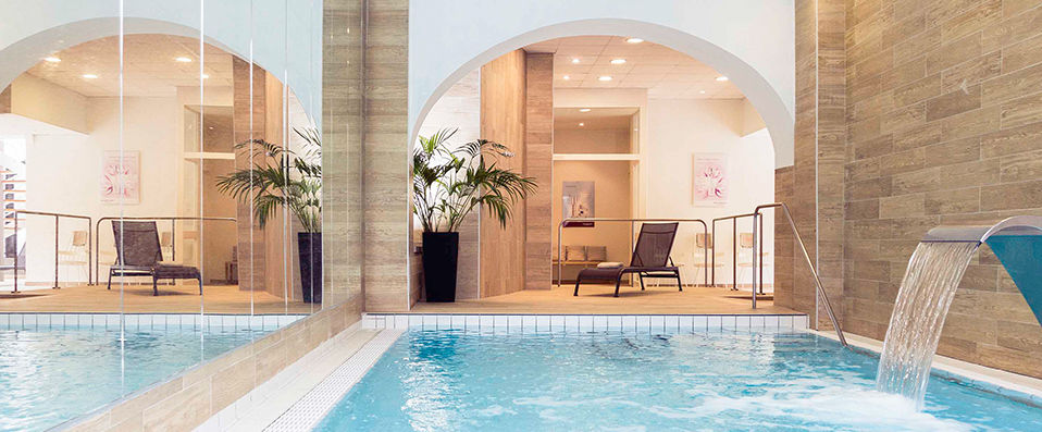Hotel Mercure Brides-les-Bains Grand Hôtel des Thermes **** - Les Trois-Vallées -