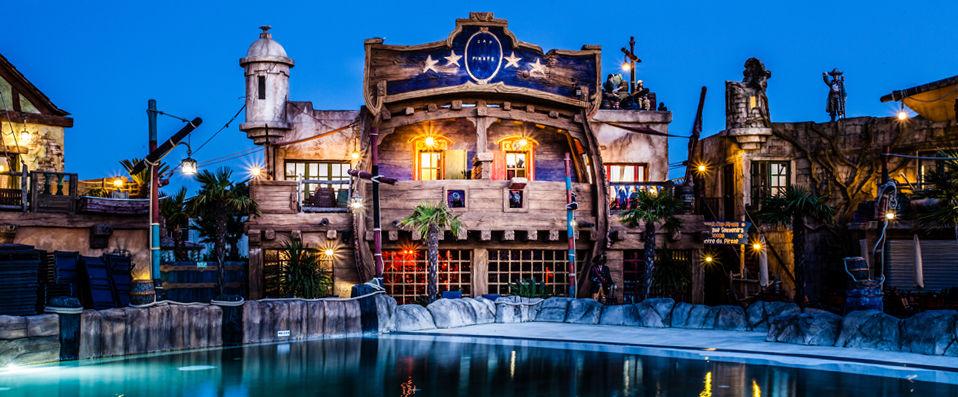 Hôtel Cap Pirate **** - Cap d'Agde - hotel - vente-privee - promo - vente-flash - verychic