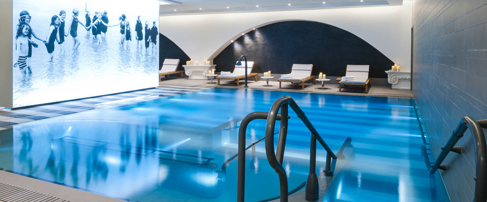 Cures Marines Trouville Hôtel Thalasso & Spa - MGallery ***** - Trouville-sur-Mer -