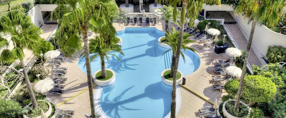 AC Hôtel Ambassadeur Antibes **** - Juan-les-Pins -