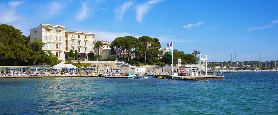 Hôtel Belles Rives ***** - Cap d'Antibes - hotel - vente-privee - promo - vente-flash - verychic