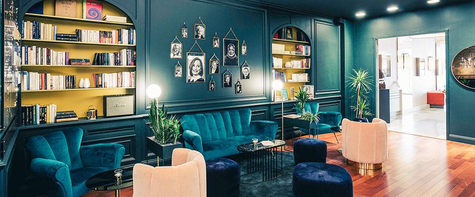 Mercure Bayonne Centre Le Grand Hôtel **** - Dernière minute - Bayonne -