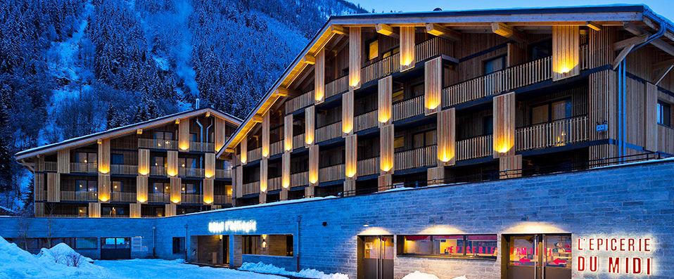 Heliopic Hotel & Spa **** - Chamonix -
