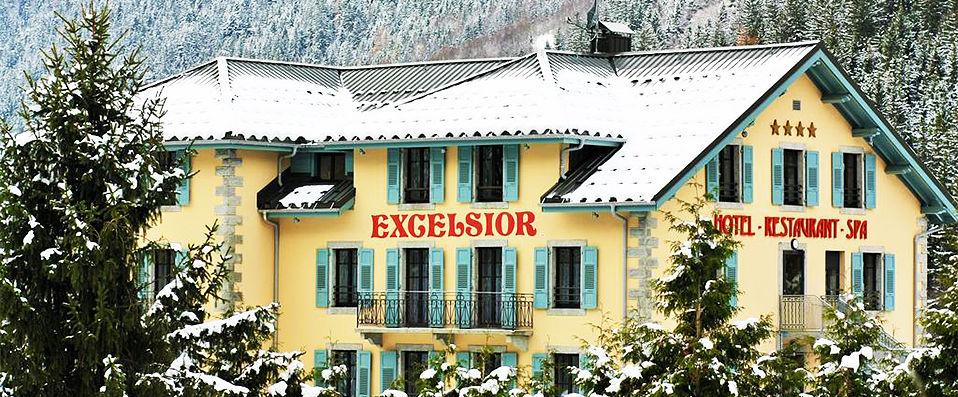 Best Western Plus Excelsior Chamonix Hotel & Spa **** - Chamonix -