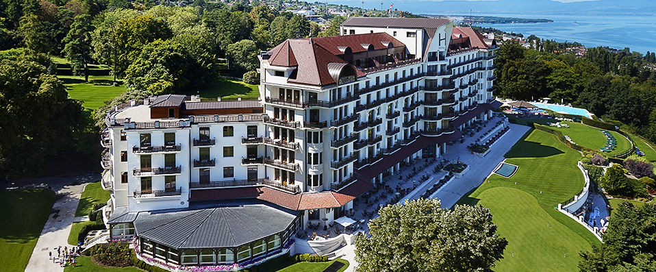 Hotel Royal - Evian Resort  U2605 U2605 U2605 U2605 U2605   U00c9vian