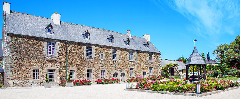 Hôtel de l'Abbaye **** - Bretagne -