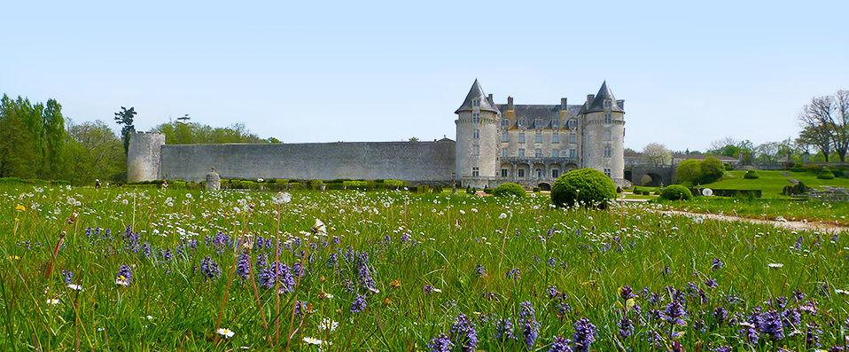 Résidence Les Coteaux de Jonzac **** - Charente-Maritime -