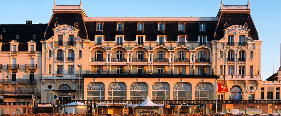 Le Grand Hôtel Cabourg - MGallery by Sofitel ***** - Cabourg -