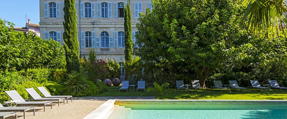 Château de Mazan **** - Vaucluse - hotel - vente-privee - promo - vente-flash - verychic