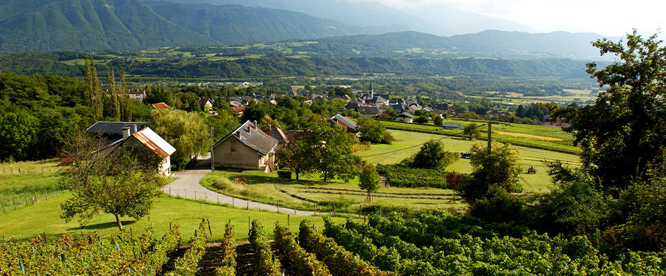La Croix de Savoie & Spa **** - Haute-Savoie -