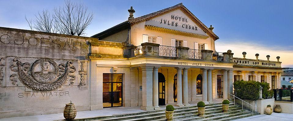 Hôtel Jules César Arles MGallery *****