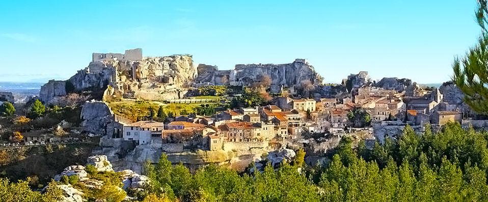 Le Vieux Four - Provence - hotel - vente-privee - promo - vente-flash - verychic