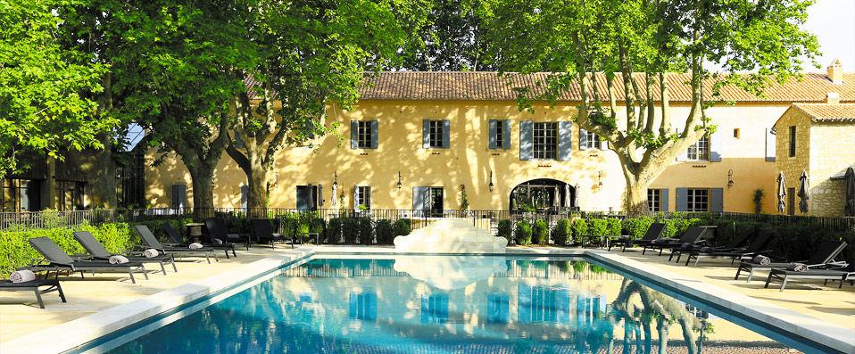 Domaine de Manville ***** - Les Baux-de-Provence -