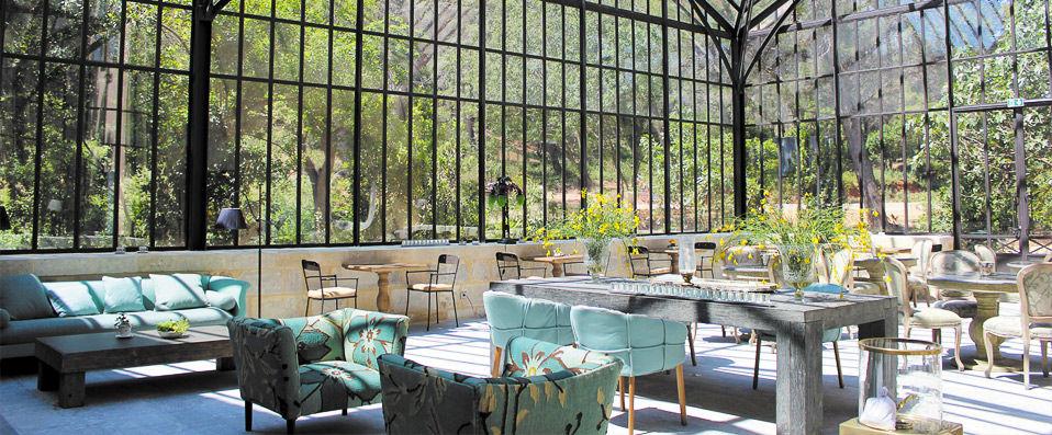 Domaine de Manville ***** - Les Baux-de-Provence - hotel - vente-privee - promo - vente-flash - verychic