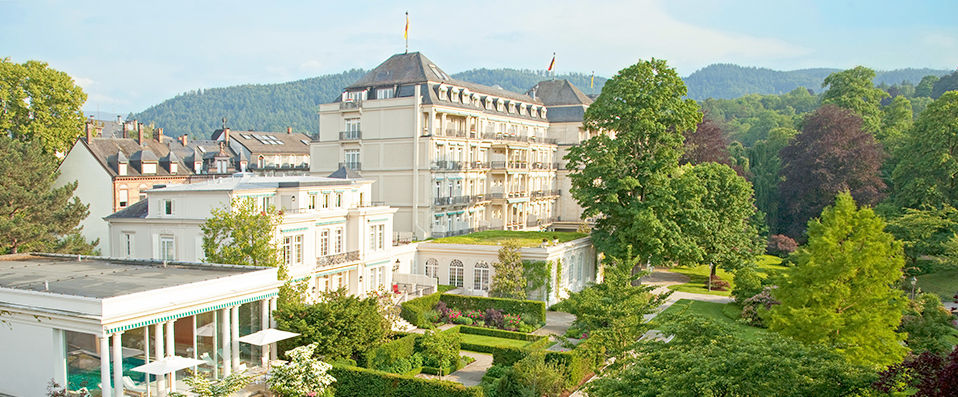 Brenners Park-Hotel & Spa - an Oetker Collection Hotel ***** - Baden Baden - hotel - vente-privee - promo - vente-flash - verychic