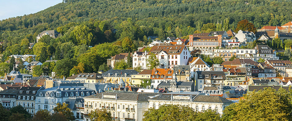 Dorint Maison Messmer ***** - Baden-Baden - hotel - vente-privee - promo - vente-flash - verychic