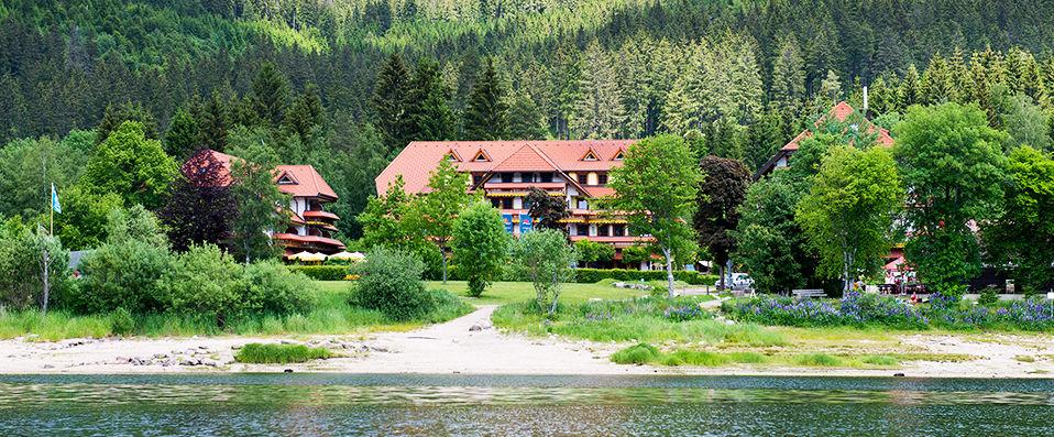 Auerhahn Wellnesshotel **** - Forêt-Noire -